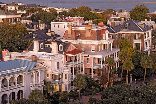 historic Charleston, SC luxury properties for sale